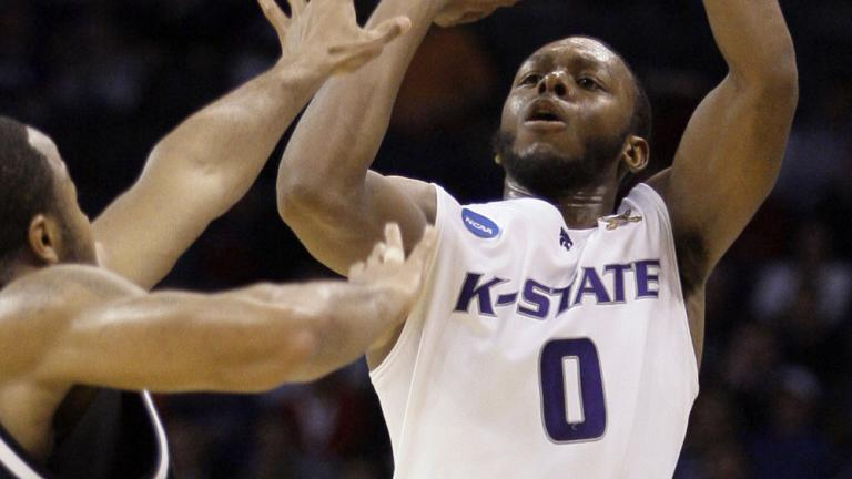 (2) Kansas State 82, (15) North Texas 62