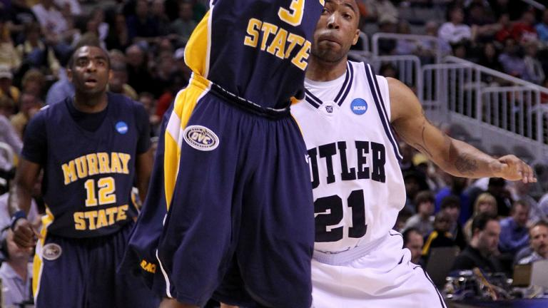 (5) Butler 54, (13) Murray State 52