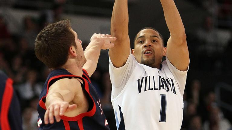 (10) St. Mary's 75, (2) Villanova 68