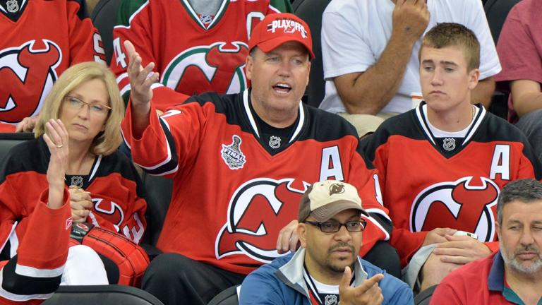 info for 75d22 9bc4c Celebrities at NHL games: 2011-12 season | NBC Sports