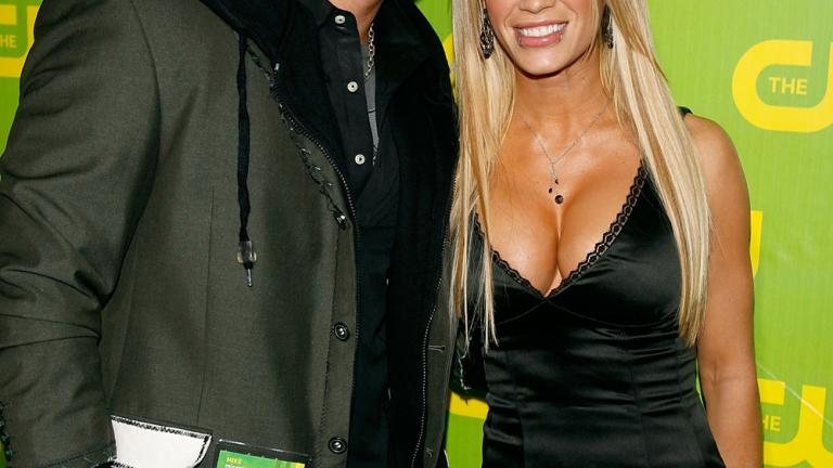Ashley Massaro, April 2007