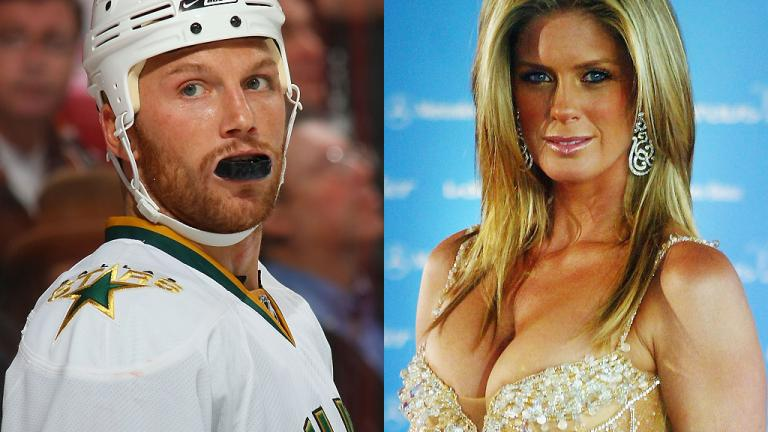 Rachel Hunter and Sean Avery