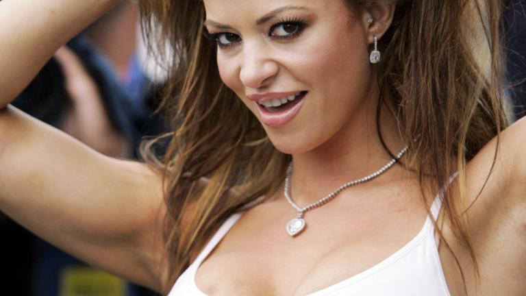 Candice Michelle, April 2006