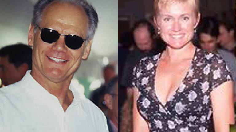 Fred Dryer and Tracy Vaccaro