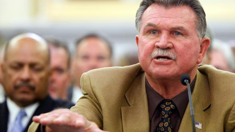 Mike Ditka, Head coach