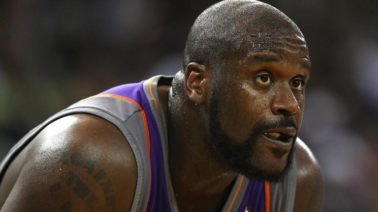 29. Shaquille O'Neal, Cleveland