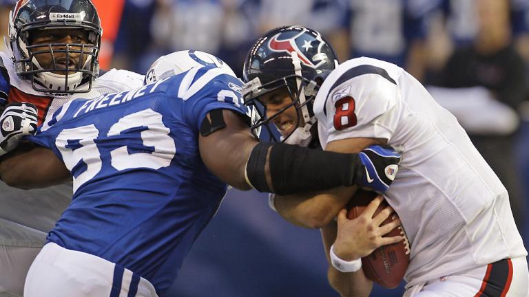 Colts 28, Texans 16
