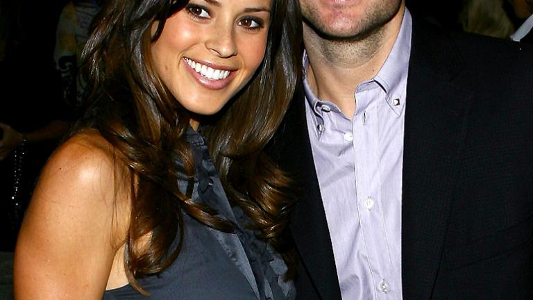 David Wright and Molly Beers