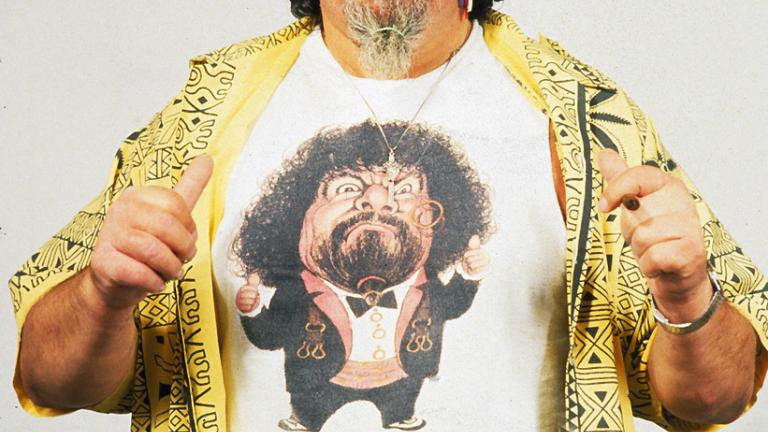 'Captain' Lou Albano