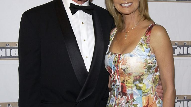 Frank and Kathy Lee Gifford