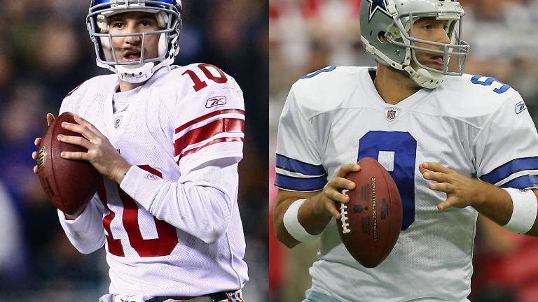 Week 15<br/> Giants at Cowboys