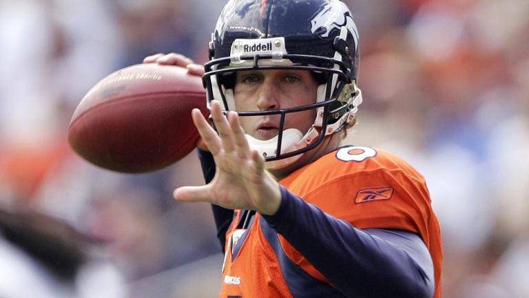 OFFENSIVE PLAYER<br/> Jay Cutler, QB, Broncos