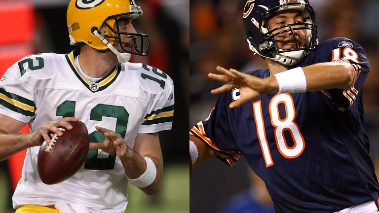 Week 16<br/> Packers at Bears
