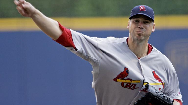Chris Carpenter, SP, Cardinals