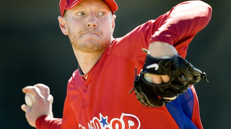 Roy Halladay, SP, Phillies