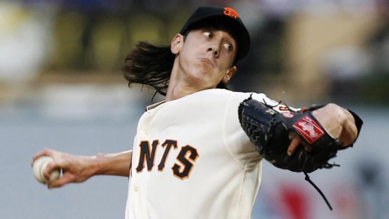 Tim Lincecum, SP, Giants