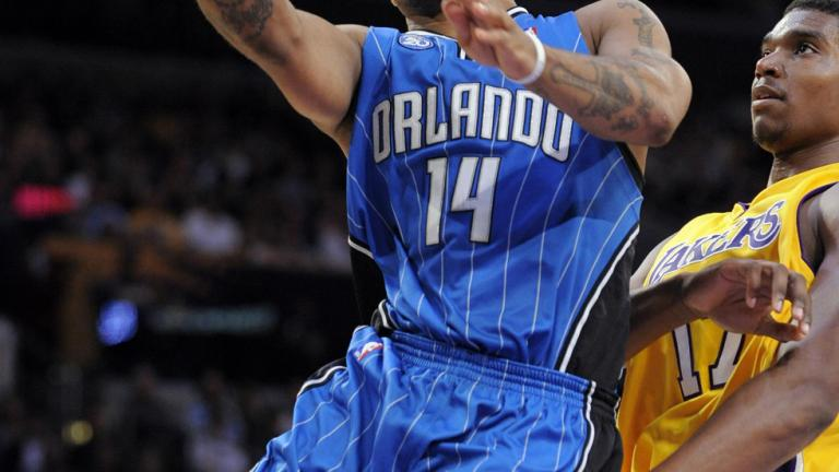 Jameer Nelson, East reserve