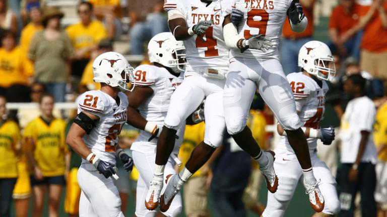 No. 2 Texas 47, Baylor 14