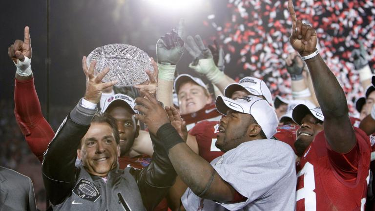 BCS Championship: No. 1 Alabama 37, No. 2 Texas 21