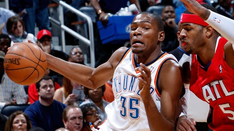 Kevin Durant, West
