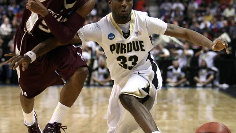 (4) Purdue 63, (5) Texas A&M 61, overtime