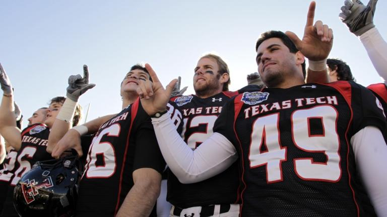 TicketCity: Texas Tech 45,<br>Northwestern 38
