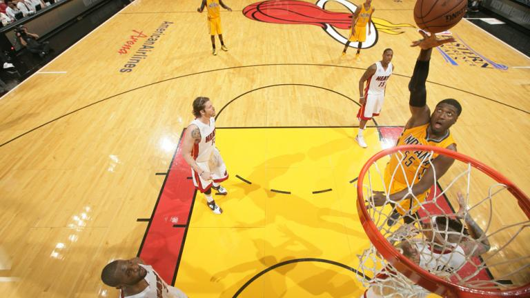Game 2: Pacers 97, Heat 93