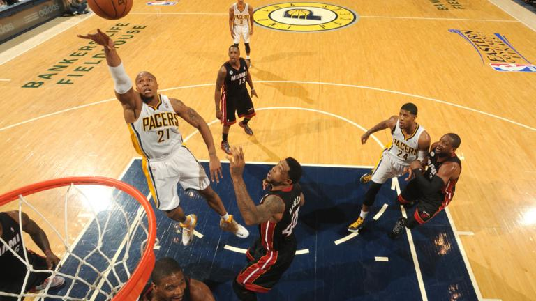 Game 3: Heat 114, Pacers 96