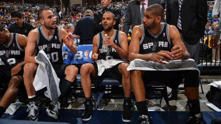 Game 4: Spurs 93, Grizzlies 86