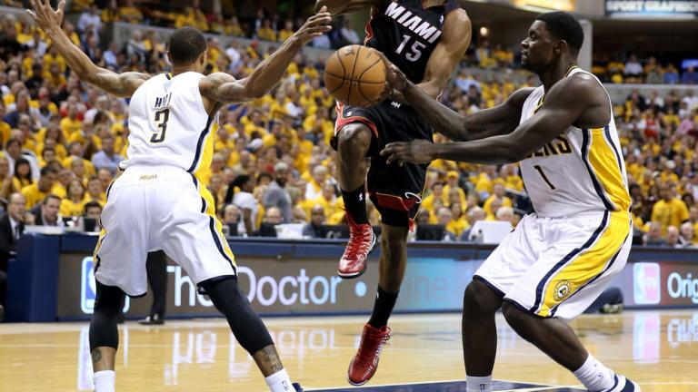 Game 4: Pacers 99, Heat 92