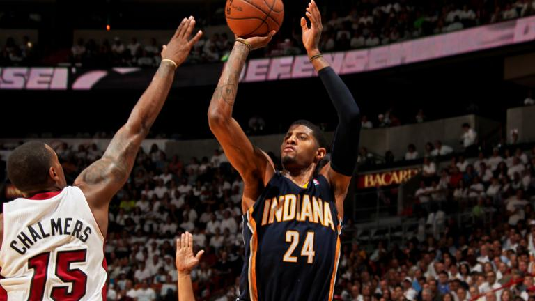Game 5: Heat 90, Pacers 79