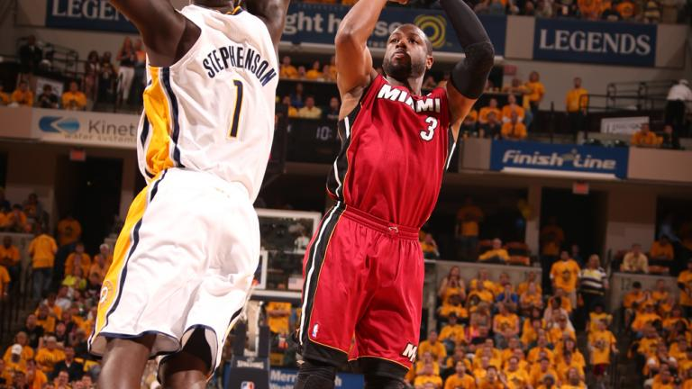Game 6: Pacers 91, Heat 77