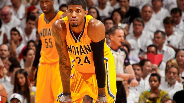 Game 7: Heat 99, Pacers 76