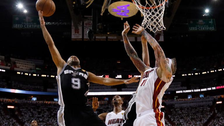 Game 2: Heat 103, Spurs 84