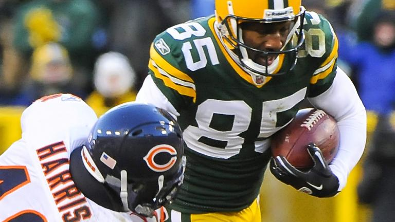 <b>Dec. 25:</br> Bears at Packers (SNF)