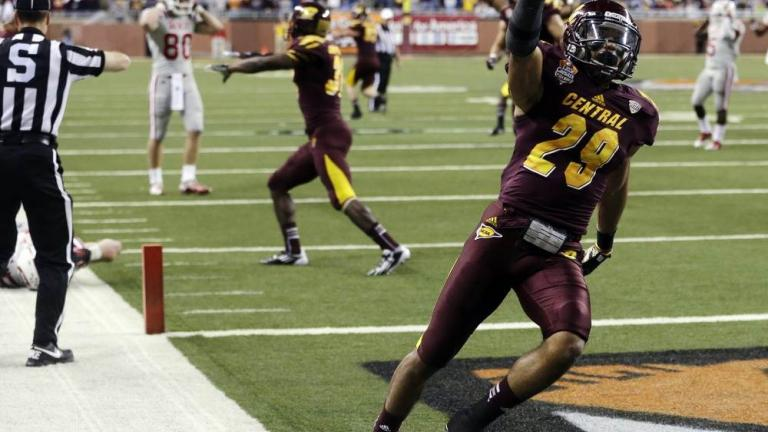 Little Caesars Pizza Bowl: Central Michigan 24, Western Kentucky 21