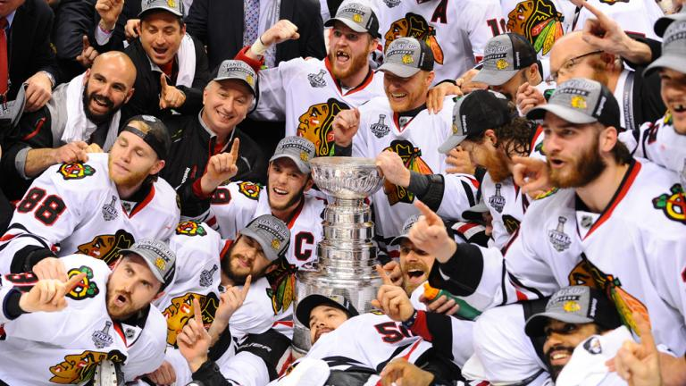 2013: Chicago Blackhawks