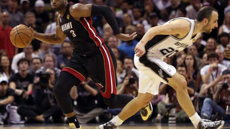Game 4: Heat 109, Spurs 93