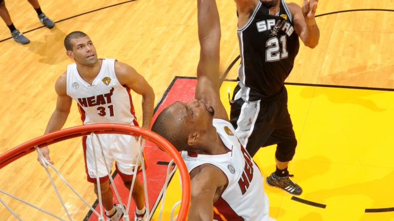 Game 7: Heat 95, Spurs 88