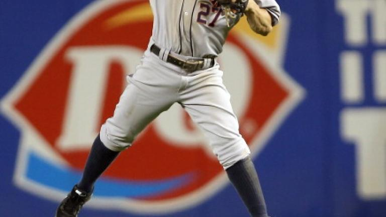 Jose Altuve, Houston Astros, 23