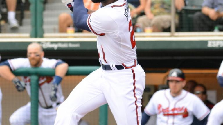Jason Heyward, Atlanta Braves, 24