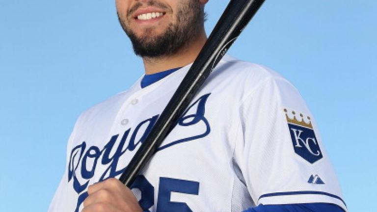Eric Hosmer, Kansas City Royals, 24