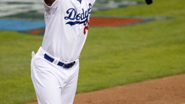 Yasiel Puig, Los Angeles Dodgers, 23