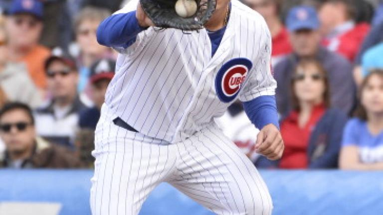 Anthony Rizzo, Chicago Cubs, 24