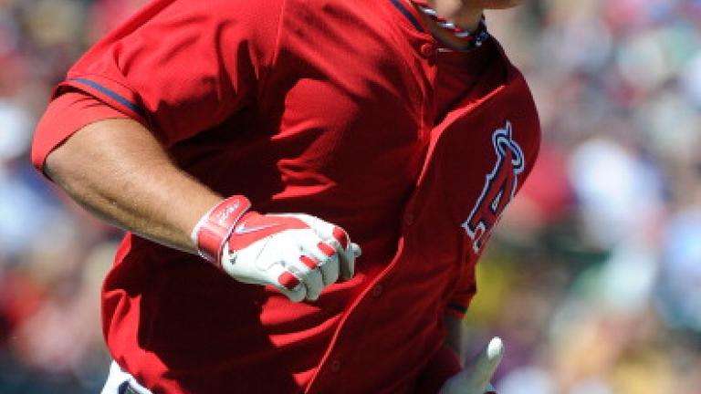 Mike Trout, Los Angeles Angels, 22