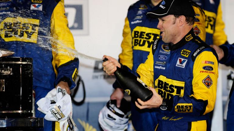 2012: Matt Kenseth
