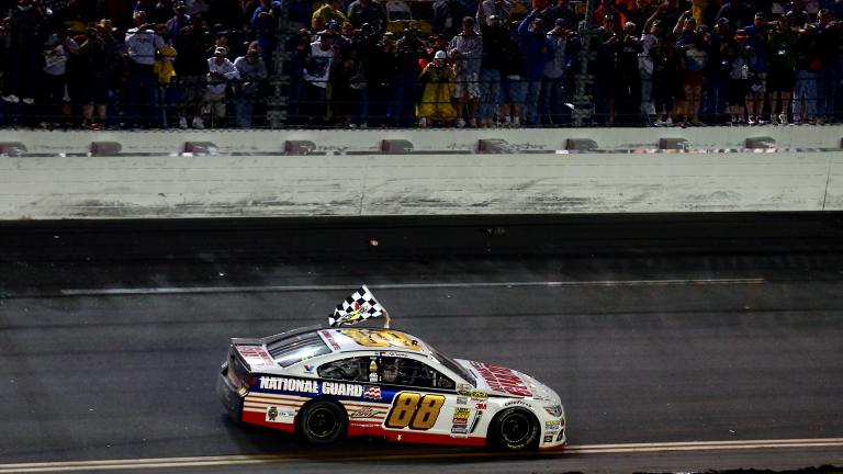 2014: Dale Earnhardt Jr.