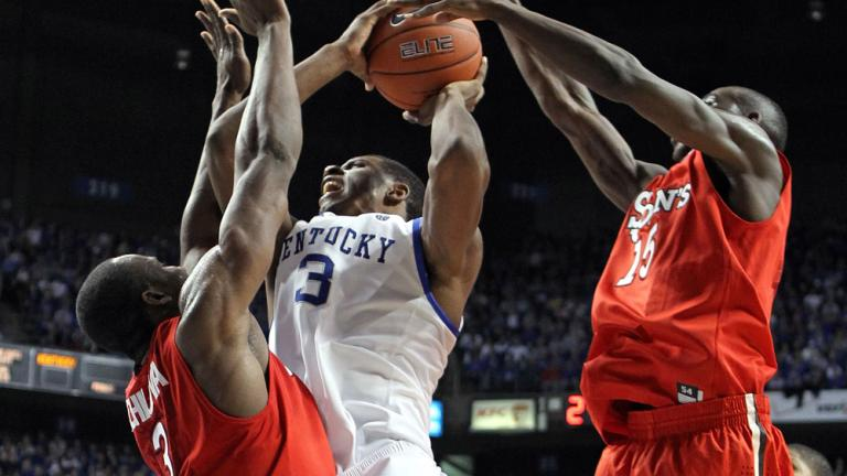 Eric Angevine breaks down the top names in college basketball