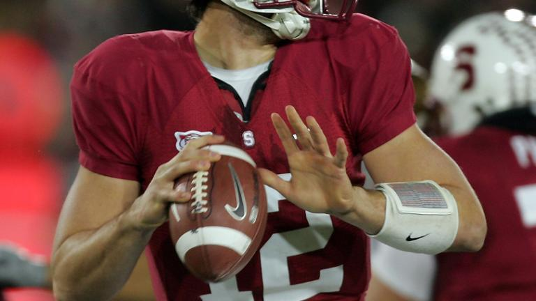 2. Andrew Luck,<br>Stanford, QB
