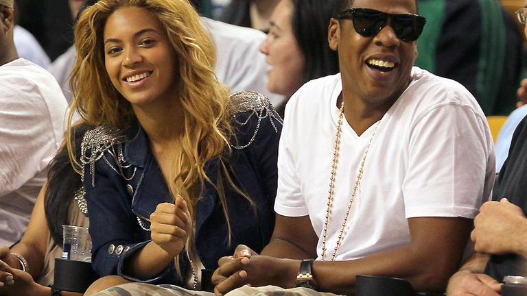 Jay-Z loves Beyonce and basketball